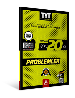 Tyt Problemler Son 20 Yıl Soru Ve Çözümleri